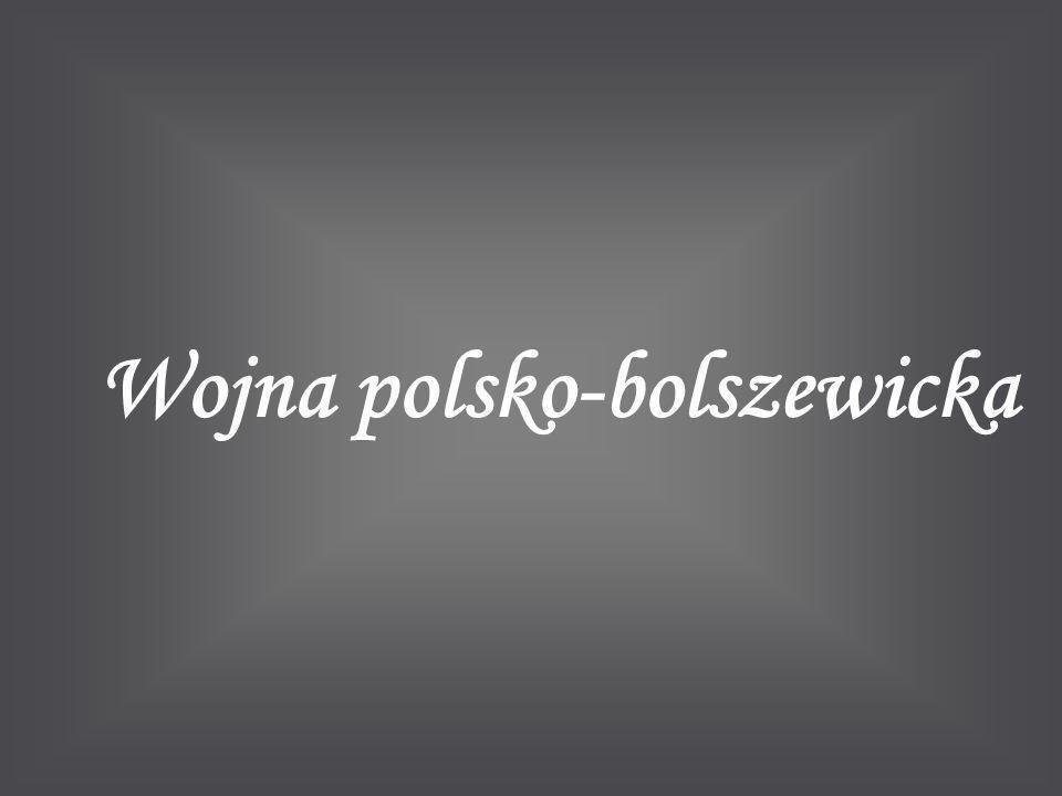 Wojna polsko-bolszewicka