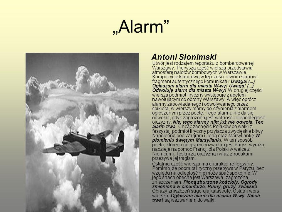 """""""Alarm"""