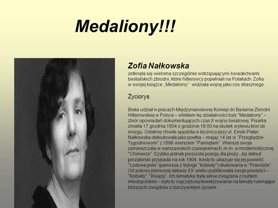 Medaliony!!!