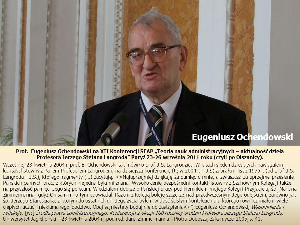Eugeniusz Ochendowski