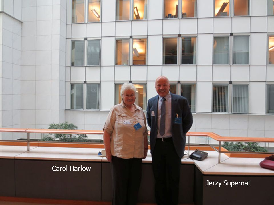 Carol Harlow Jerzy Supernat