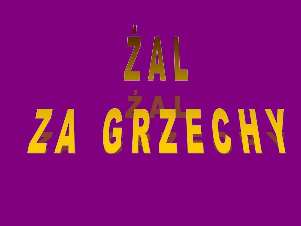 Ż A L Z A G R Z E C H Y