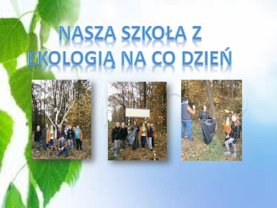 Nasza szkoła z Ekologią na co dzień