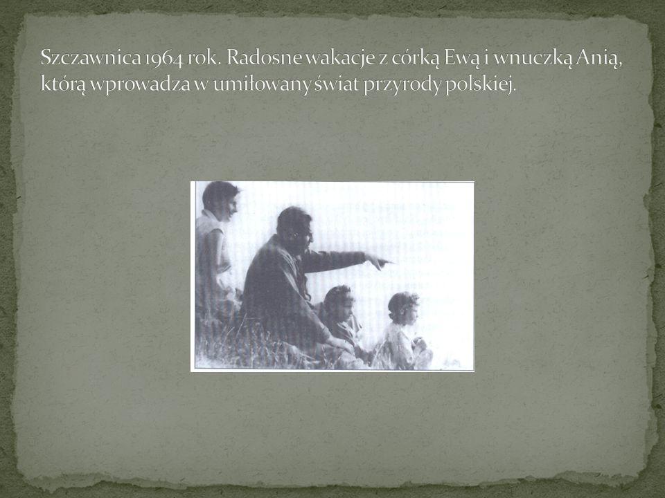 Szczawnica 1964 rok.