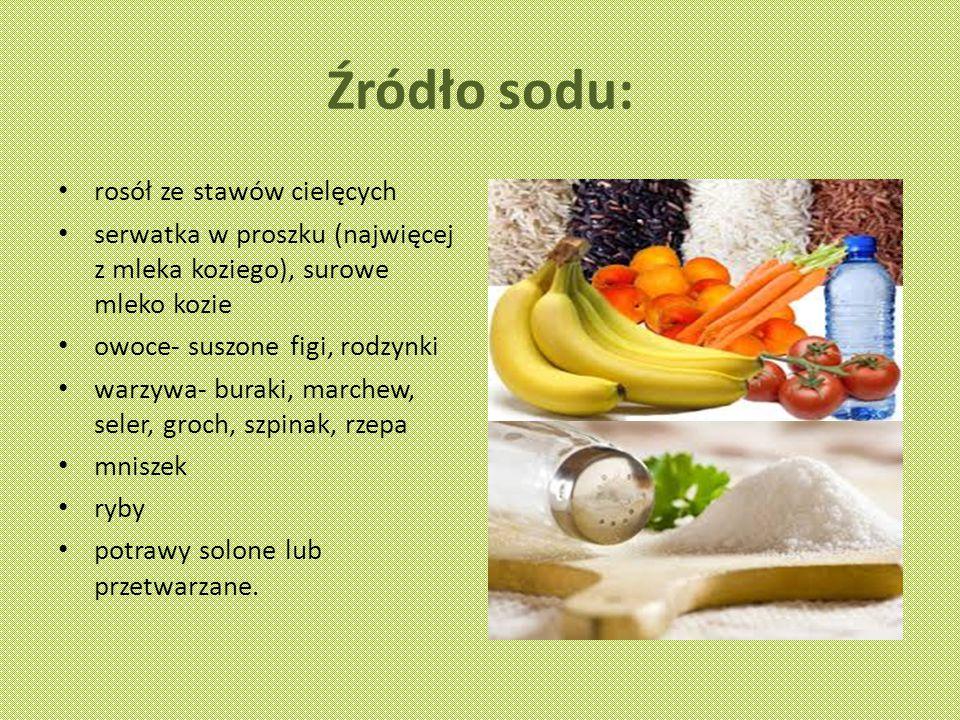 Źródło sodu: rosół ze stawów cielęcych