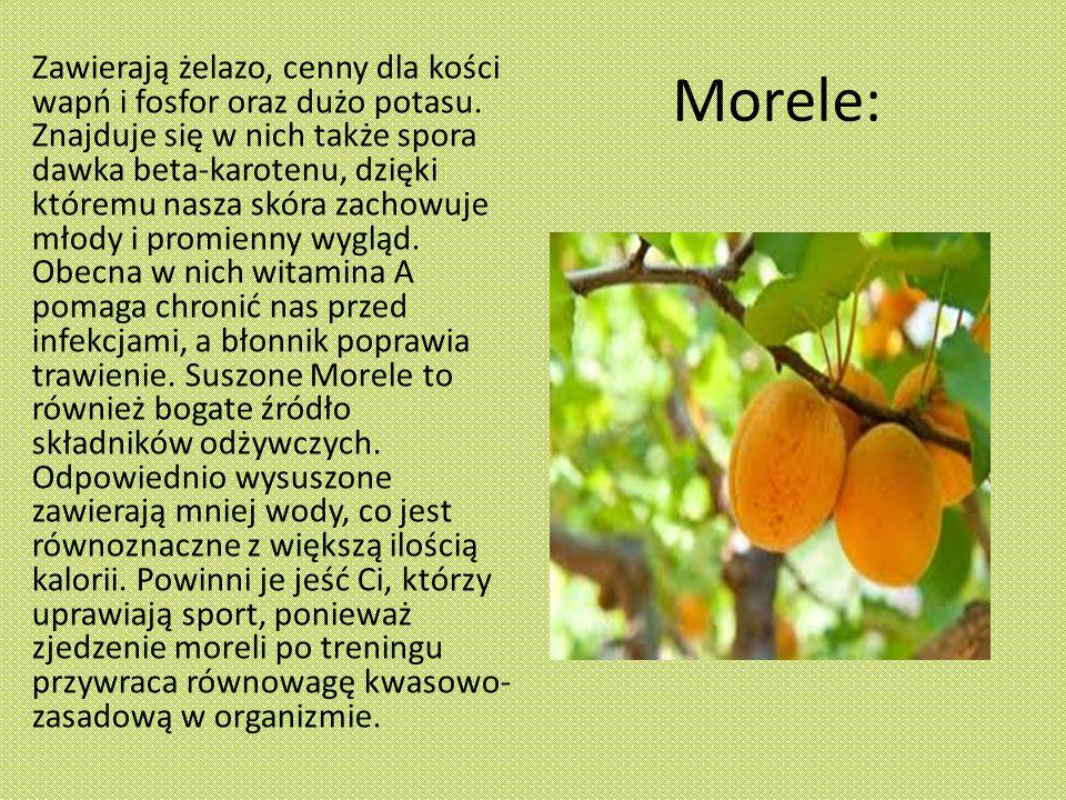 Morele: