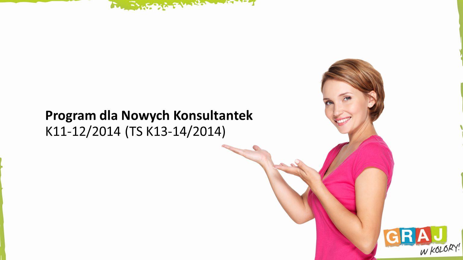 Program dla Nowych Konsultantek