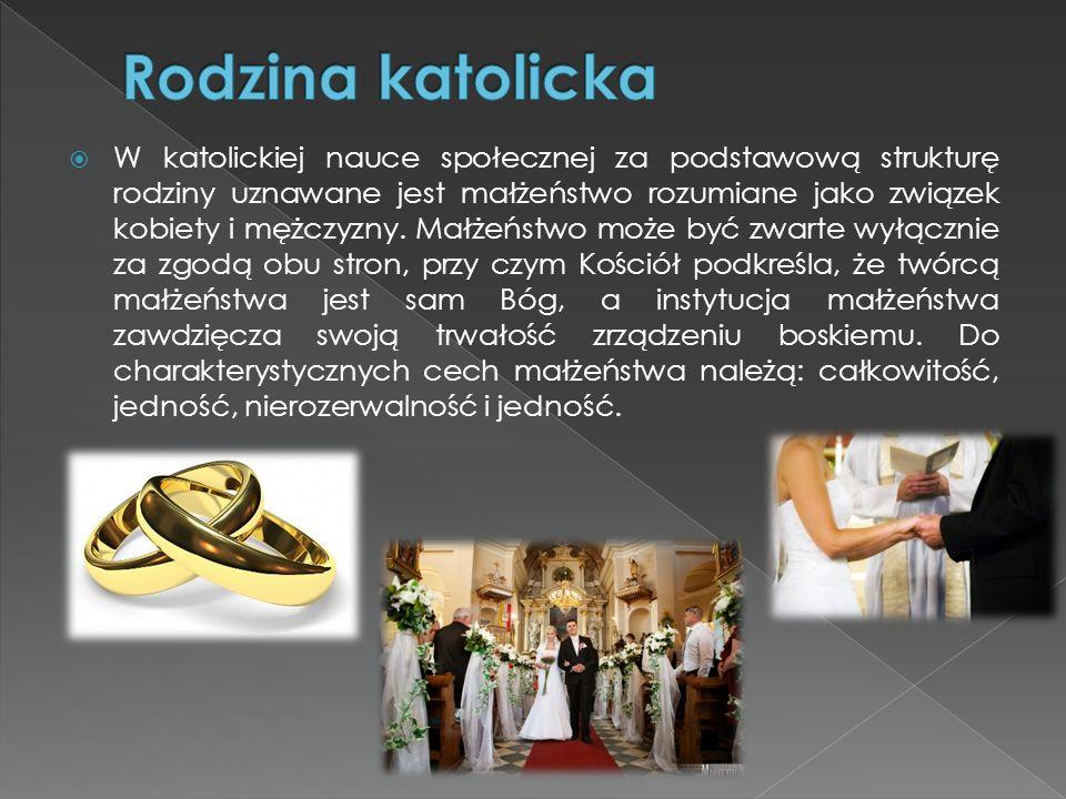 Rodzina katolicka