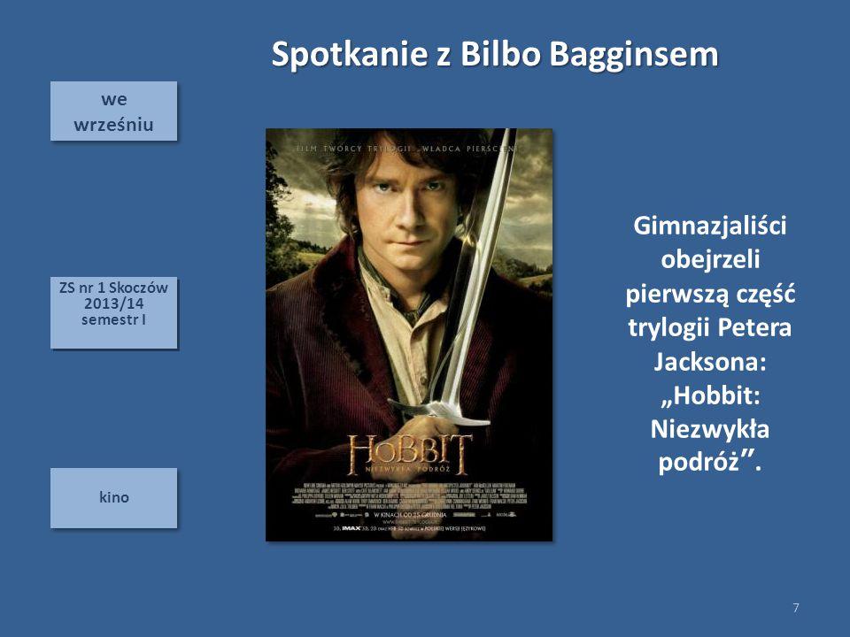 Spotkanie z Bilbo Bagginsem