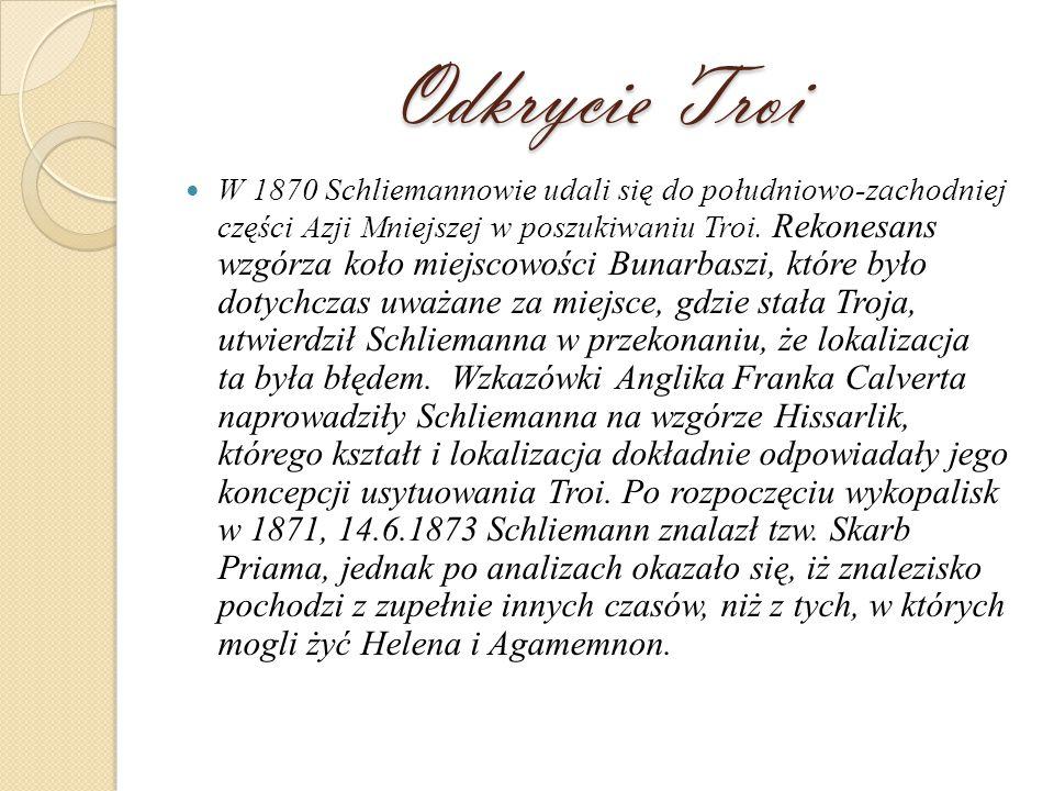 Odkrycie Troi