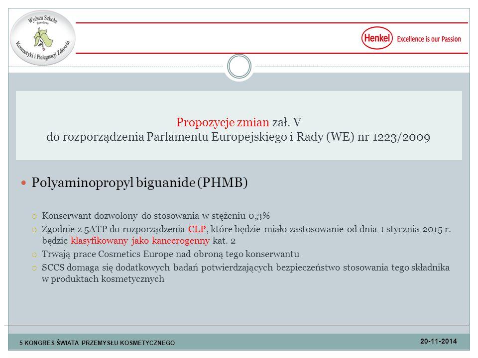 Polyaminopropyl biguanide (PHMB)