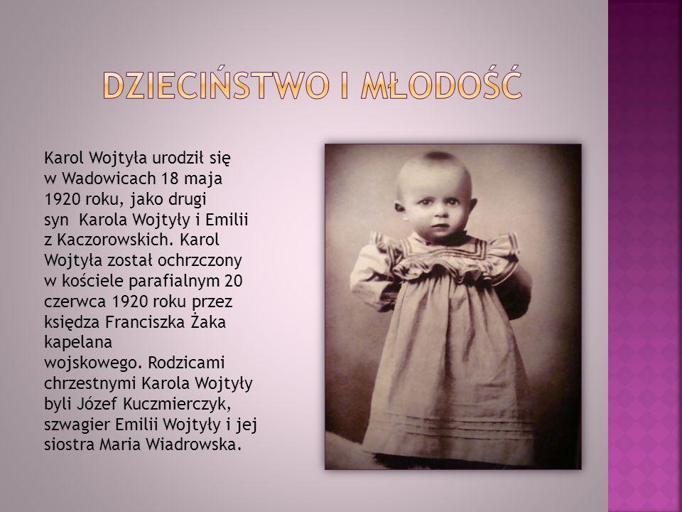 Dzieciństwo i młodość