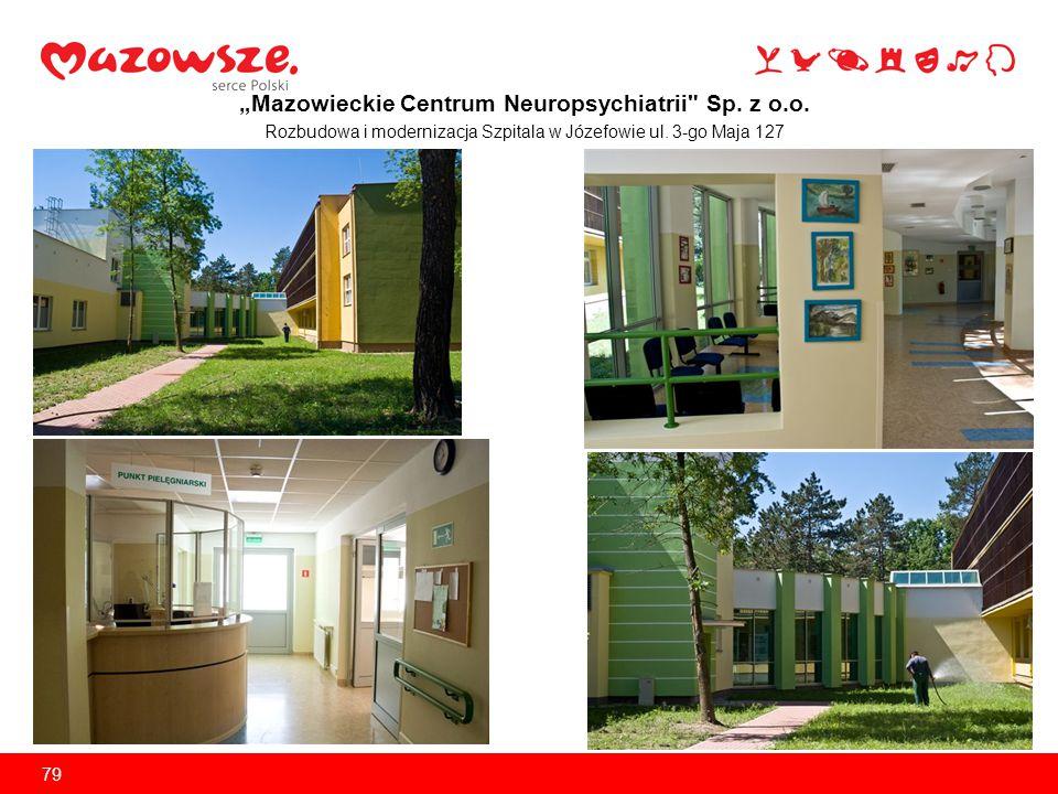 """""""Mazowieckie Centrum Neuropsychiatrii Sp. z o.o."""