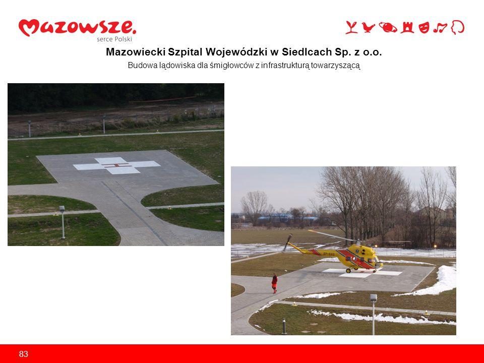 Mazowiecki Szpital Wojewódzki w Siedlcach Sp. z o.o.