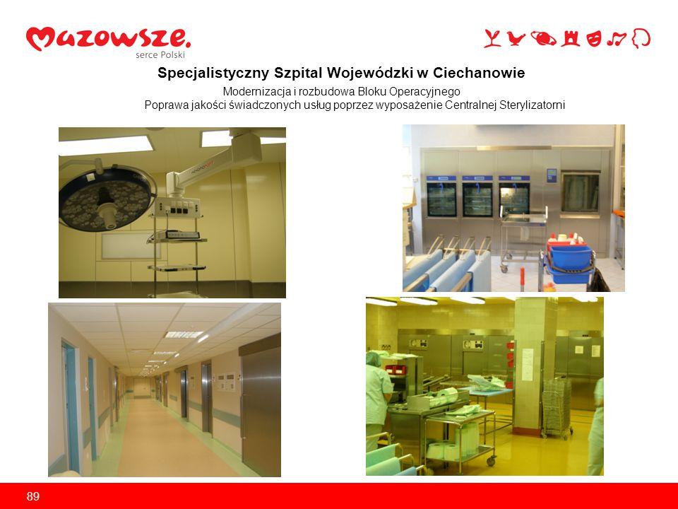 Specjalistyczny Szpital Wojewódzki w Ciechanowie