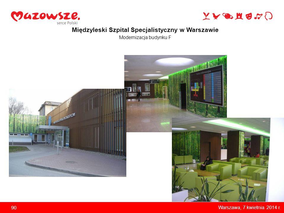 Międzyleski Szpital Specjalistyczny w Warszawie
