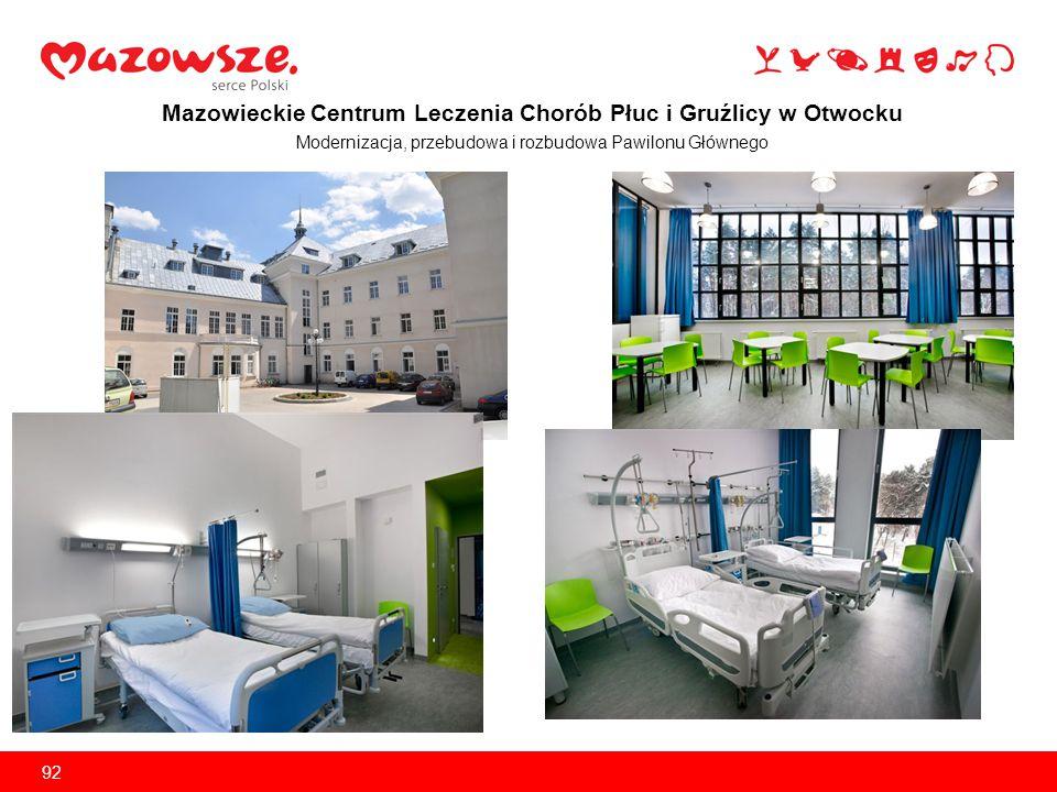 Mazowieckie Centrum Leczenia Chorób Płuc i Gruźlicy w Otwocku
