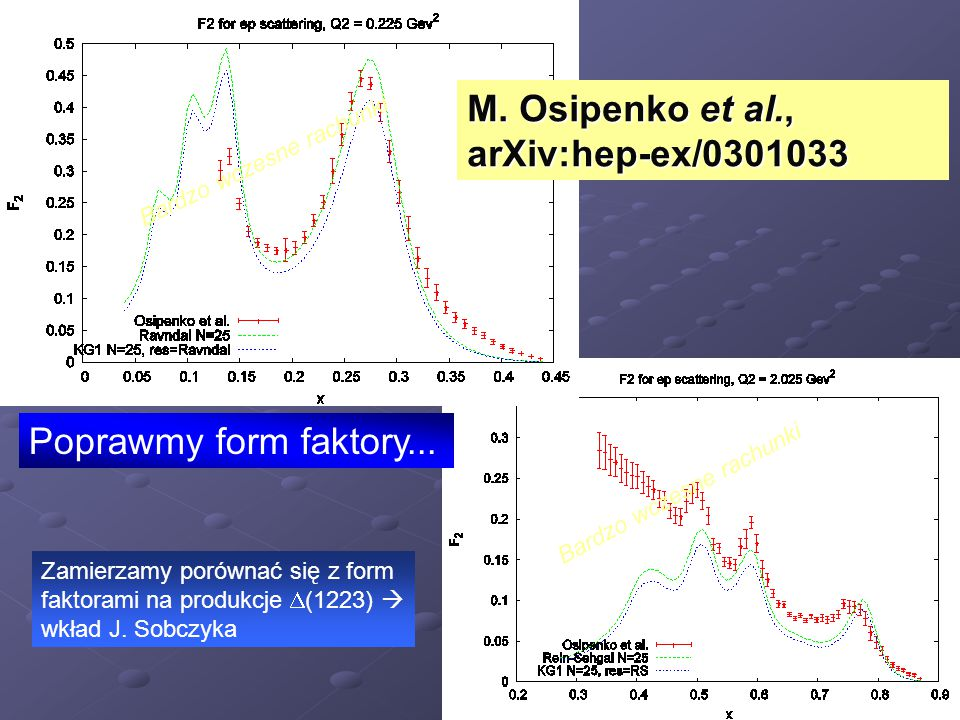 M. Osipenko et al., arXiv:hep-ex/0301033