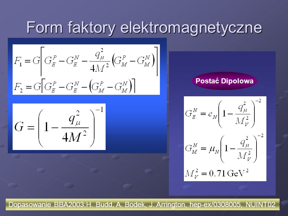Form faktory elektromagnetyczne