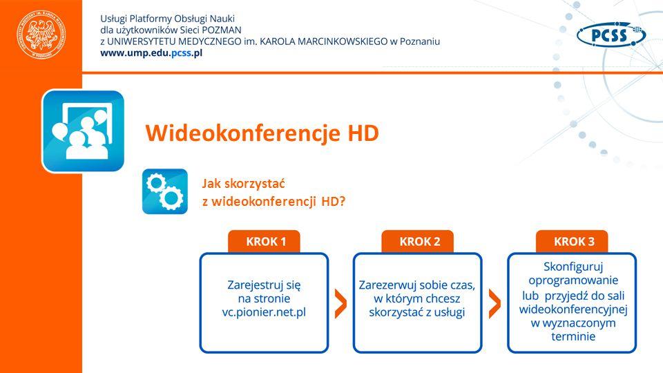 Wideokonferencje HD Jak skorzystać z wideokonferencji HD