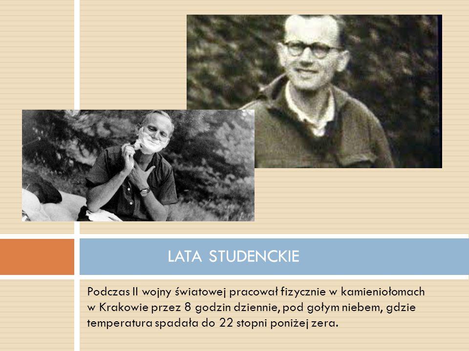 LATA STUDENCKIE