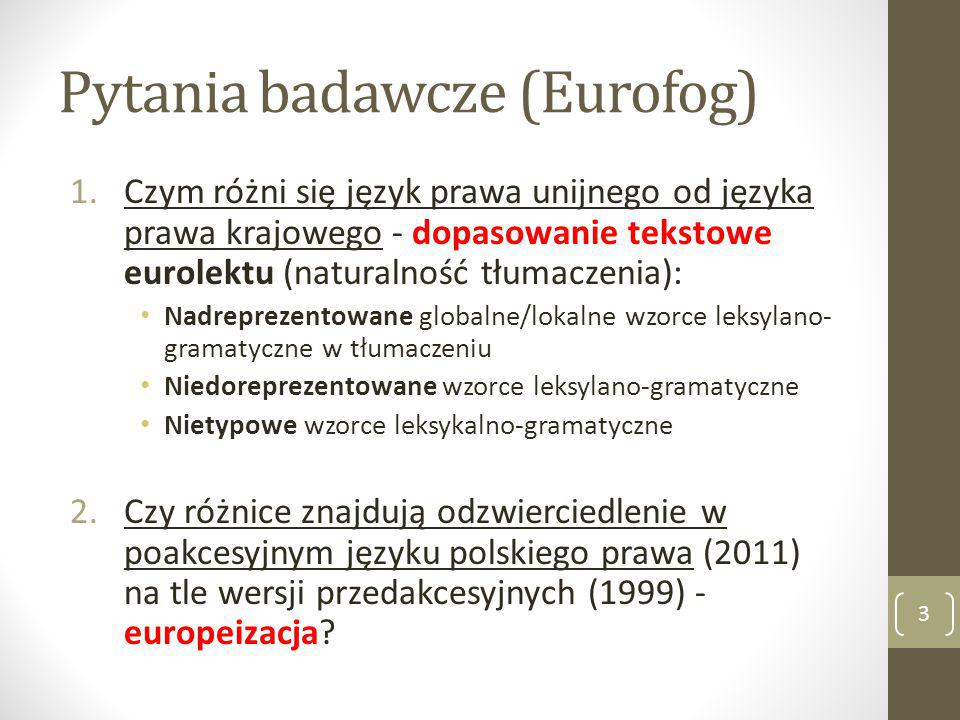 Pytania badawcze (Eurofog)