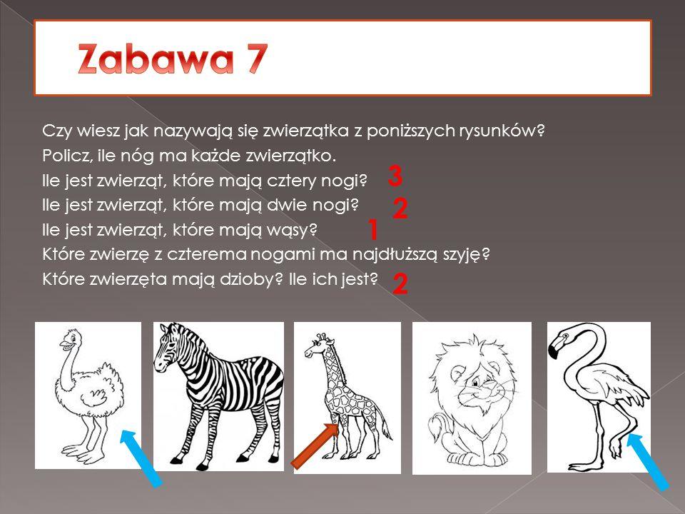 Zabawa 7