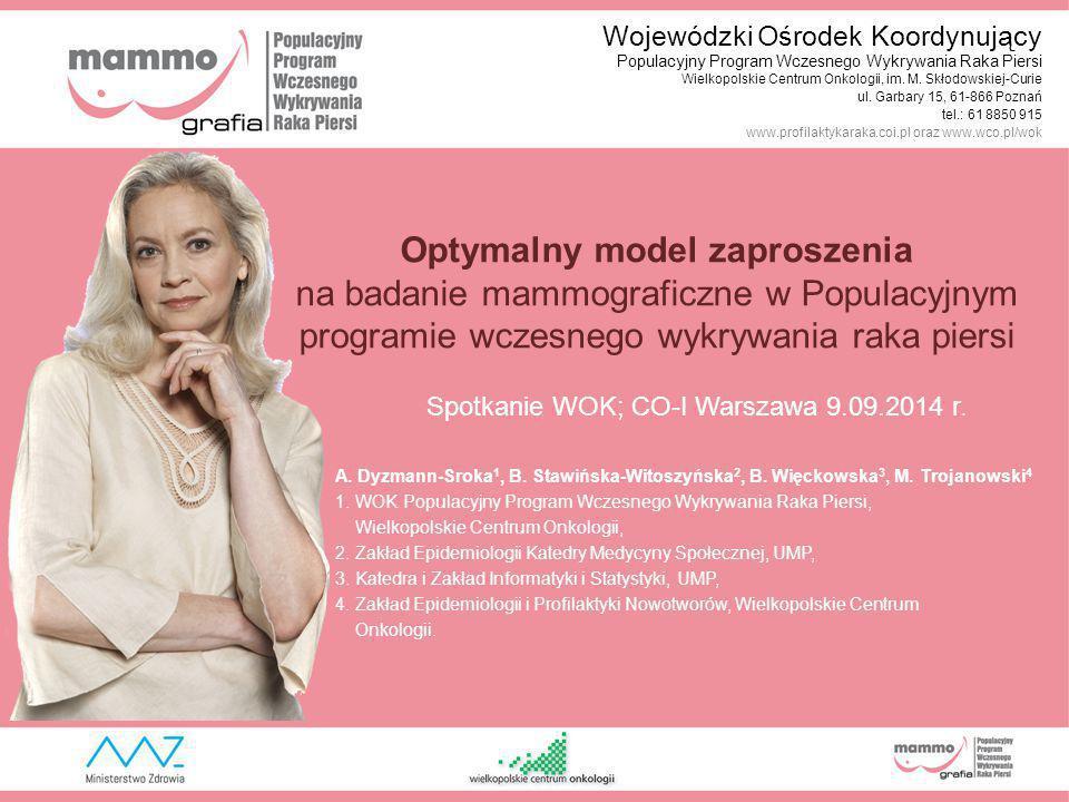 Spotkanie WOK; CO-I Warszawa 9.09.2014 r.