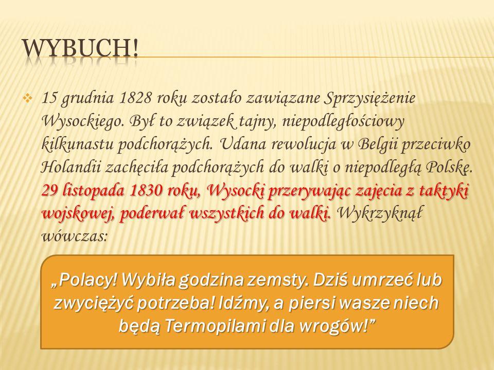 WYBUCH!