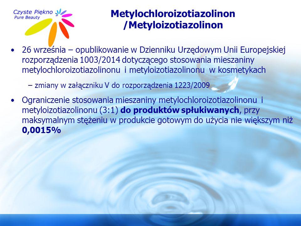 Metylochloroizotiazolinon /Metyloizotiazolinon