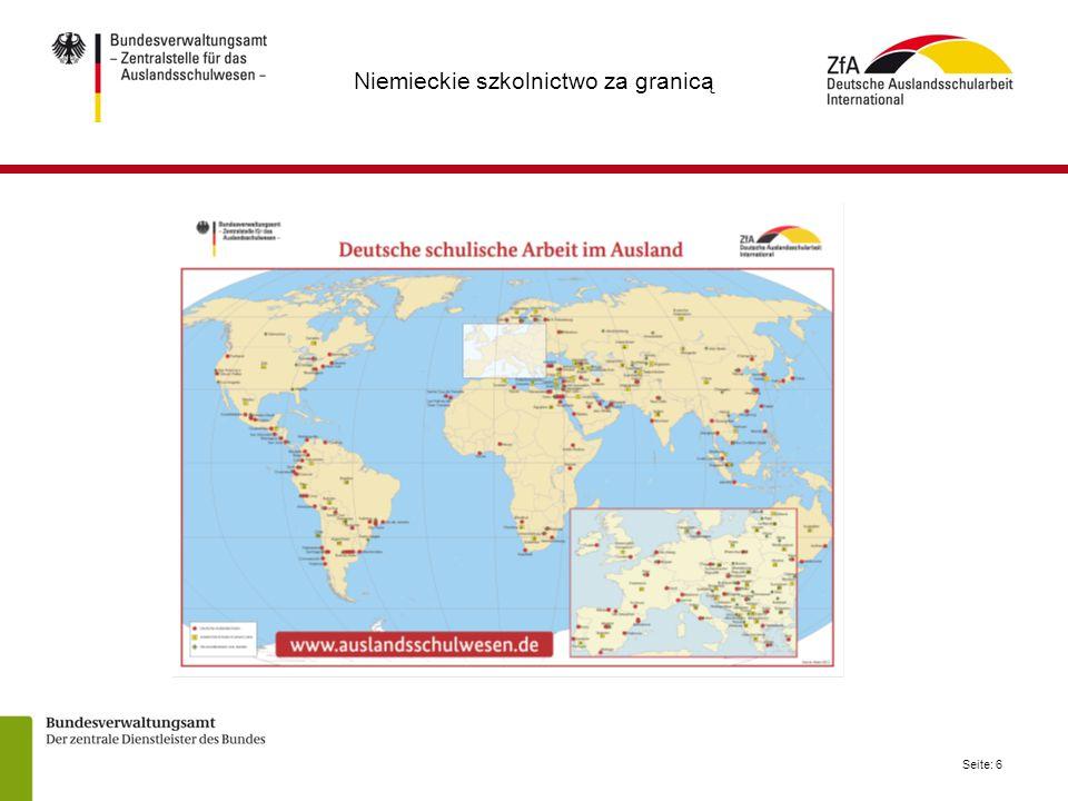Niemieckie szkolnictwo za granicą