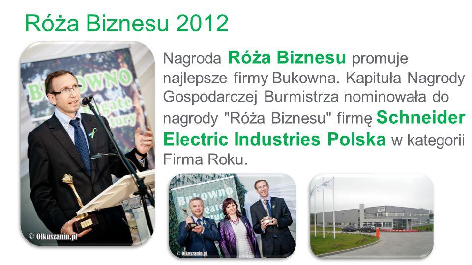 Róża Biznesu 2012