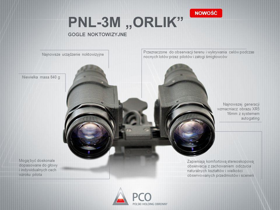 "PNL-3M ""ORLIK NOWOŚĆ GOGLE NOKTOWIZYJNE"