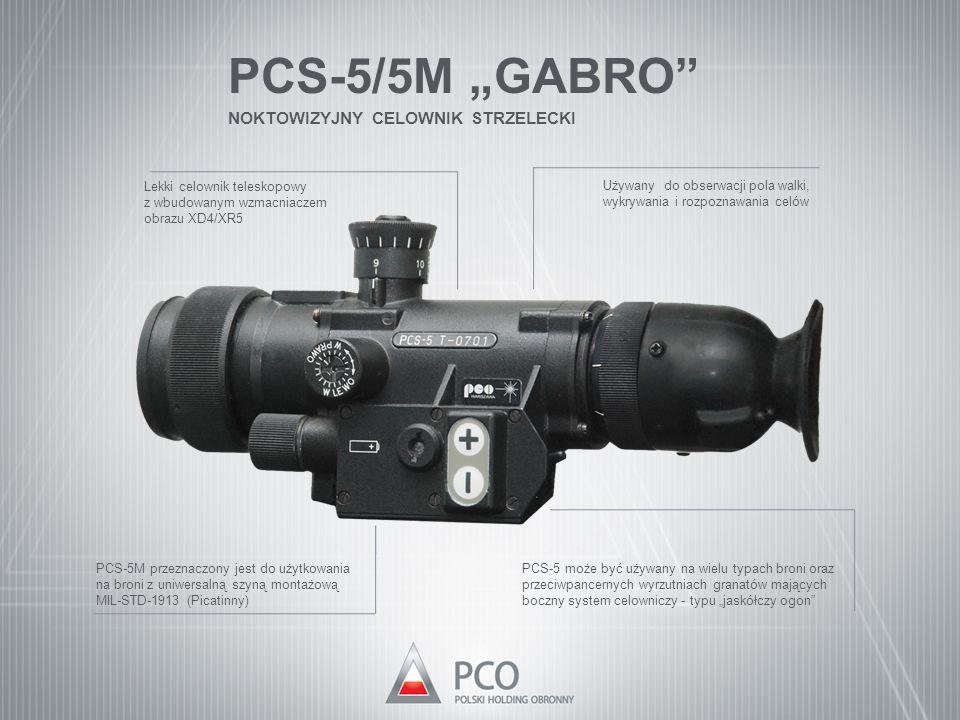 """PCS-5/5M """"GABRO NOKTOWIZYJNY CELOWNIK STRZELECKI"""