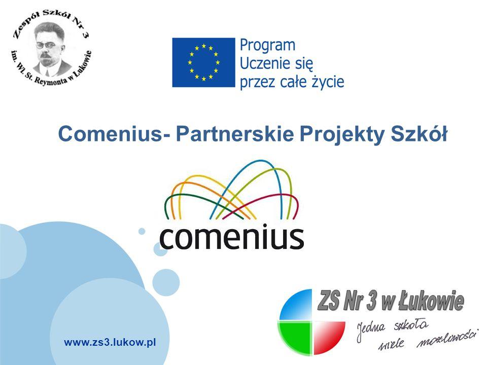 Comenius- Partnerskie Projekty Szkół