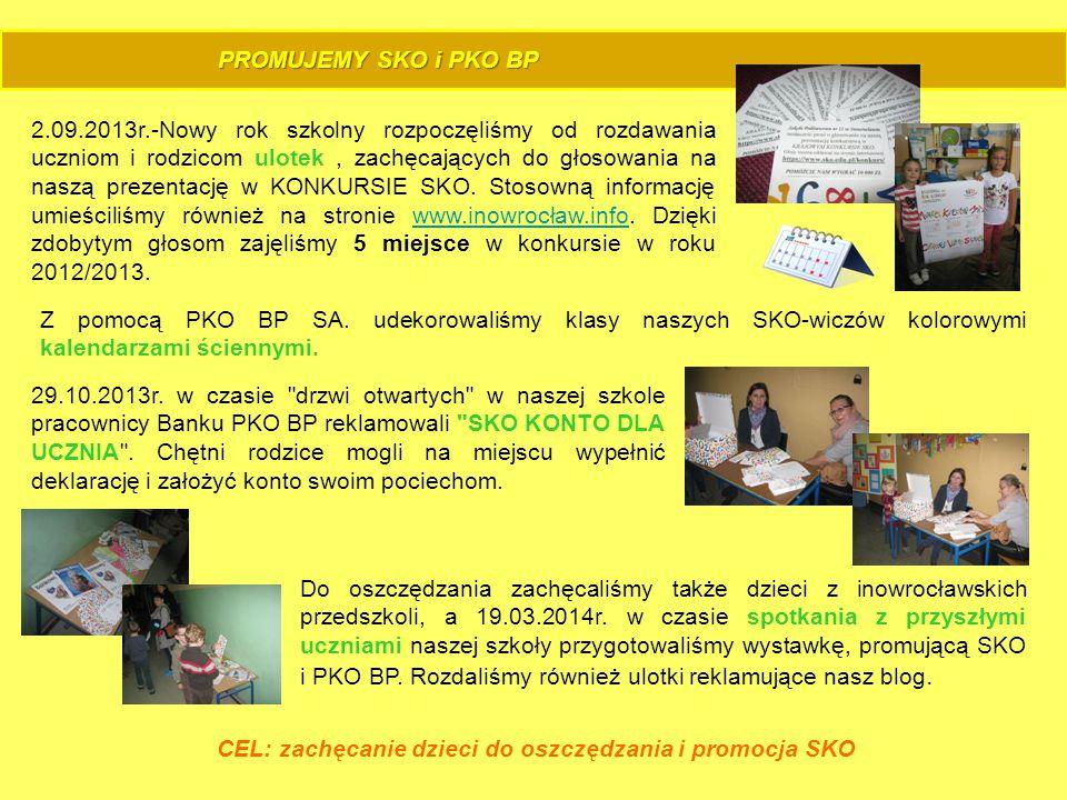 PROMUJEMY SKO i PKO BP