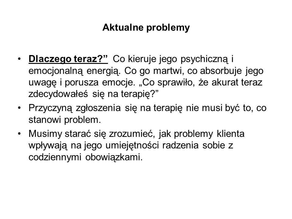 Aktualne problemy