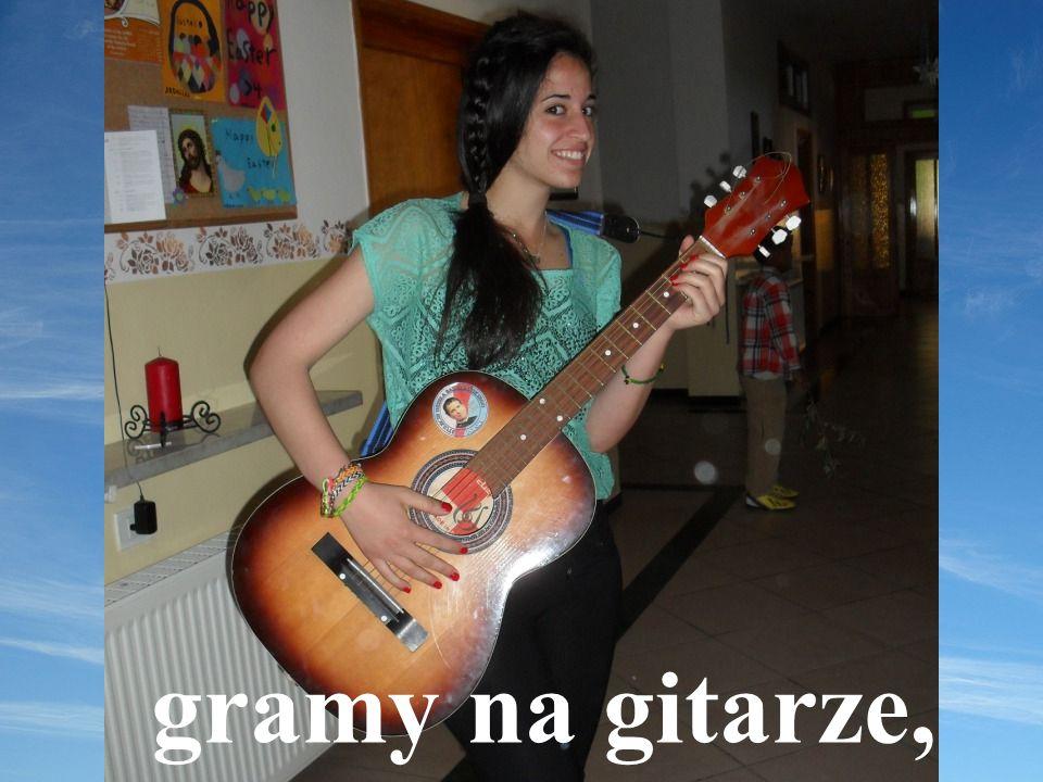 gramy na gitarze,