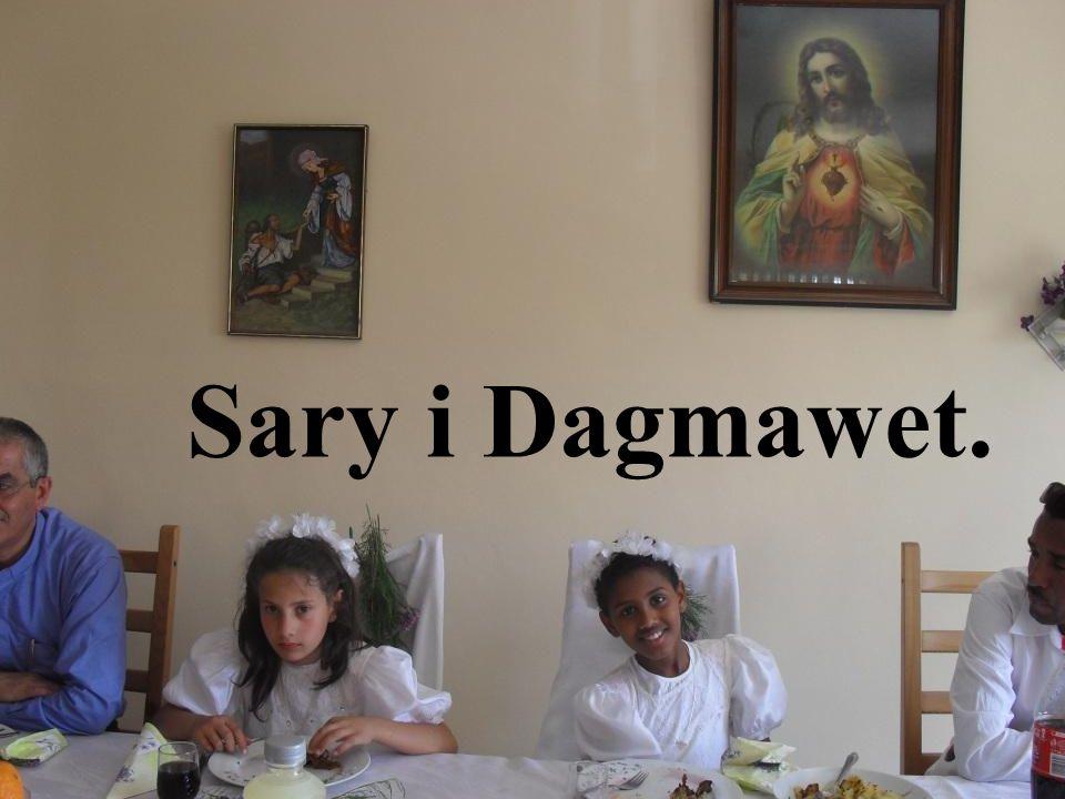 Sary i Dagmawet.