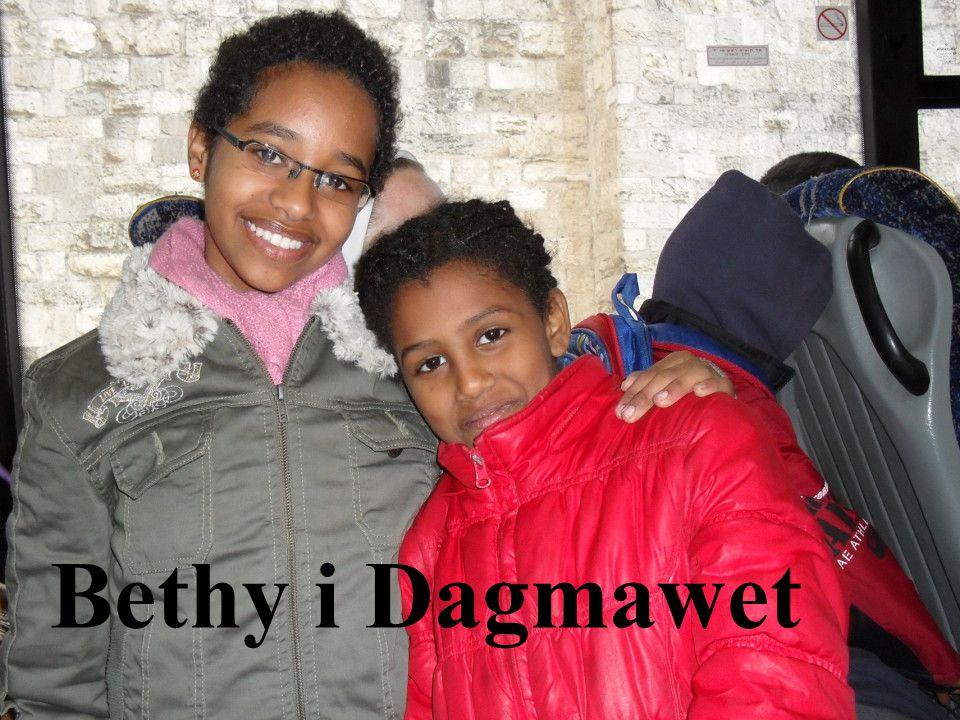 Bethy i Dagmawet