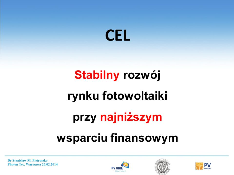 Aktualne moce produkcyjne OZE w Polsce