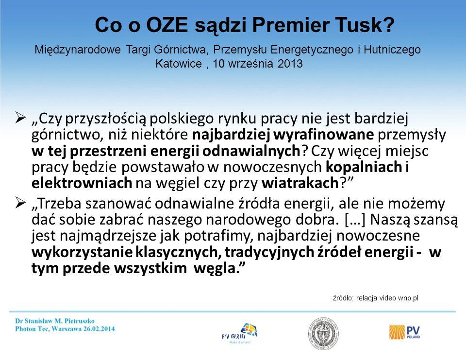 Poseł Andrzej Czerwiński (PO)