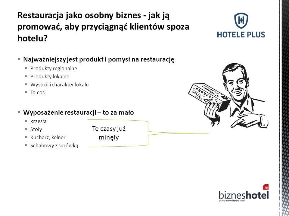 Restauracja jako osobny biznes - jak ją promować, aby przyciągnąć klientów spoza hotelu
