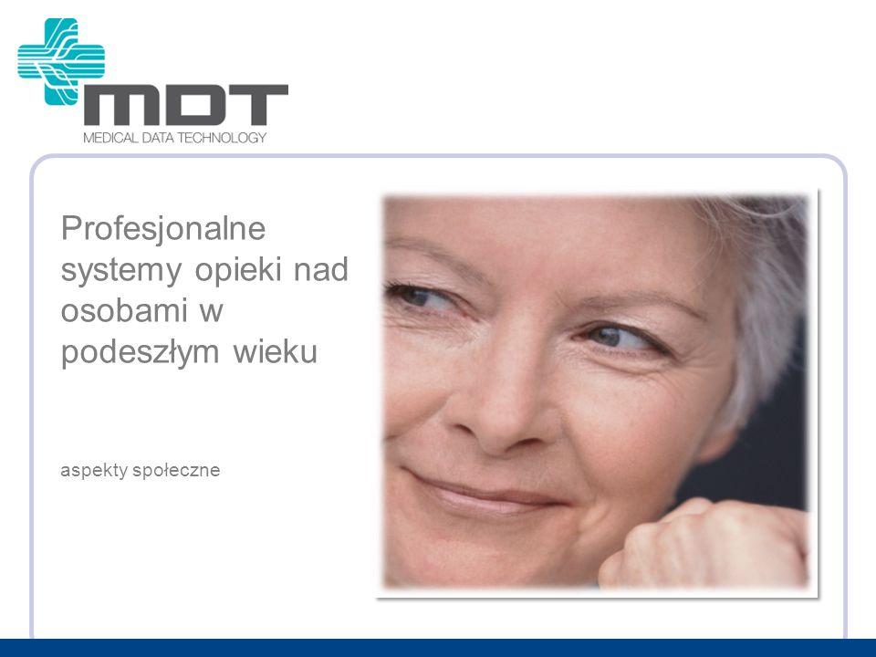 Profesjonalne systemy opieki nad osobami w podeszłym wieku