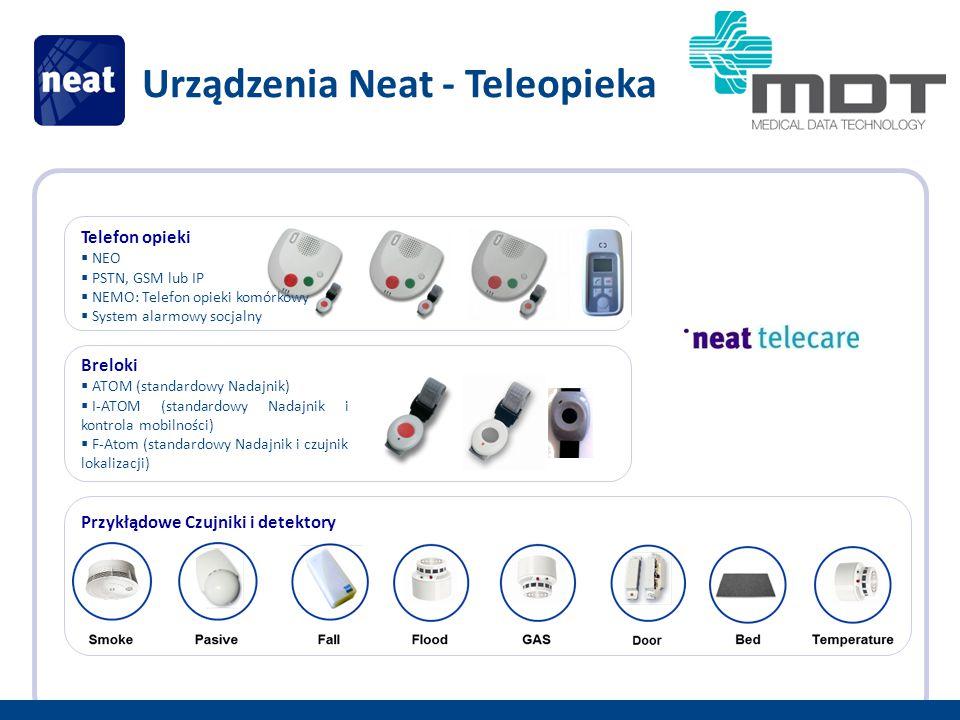Urządzenia Neat - Teleopieka