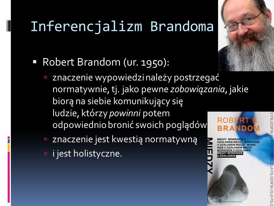 Inferencjalizm Brandoma