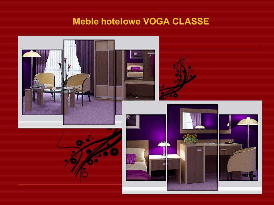 Meble hotelowe VOGA CLASSE