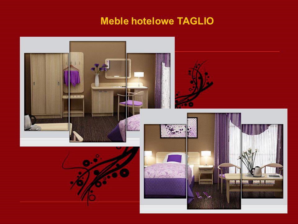 Meble hotelowe TAGLIO