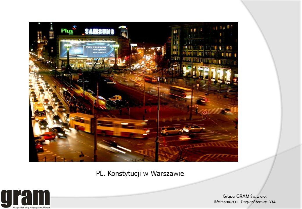 PL. Konstytucji w Warszawie