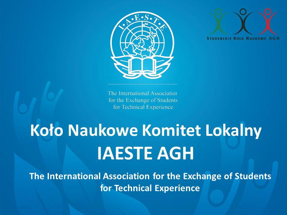 Koło Naukowe Komitet Lokalny IAESTE AGH